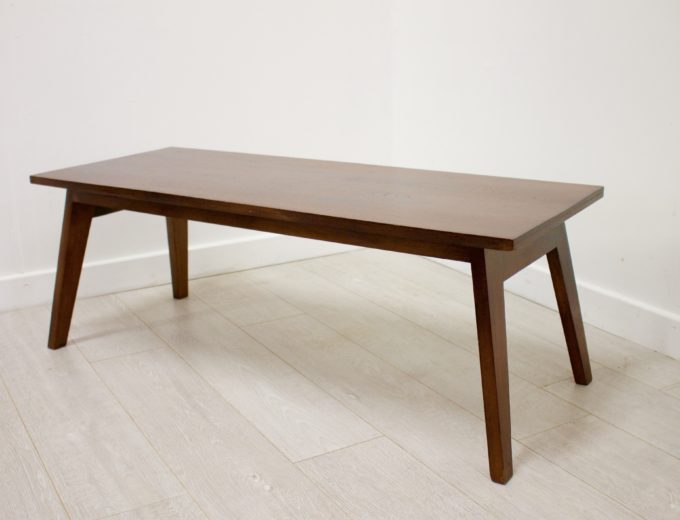 Mid Century Retro Teak Coffee Table REF#0158 1