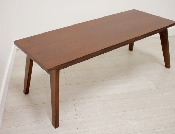 Mid Century Retro Teak Coffee Table REF#0158 3