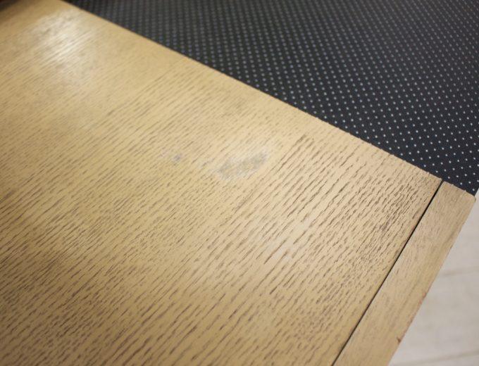 Mid Century Limed Oak Lebus Dressing Table Atomic Range #0314 9