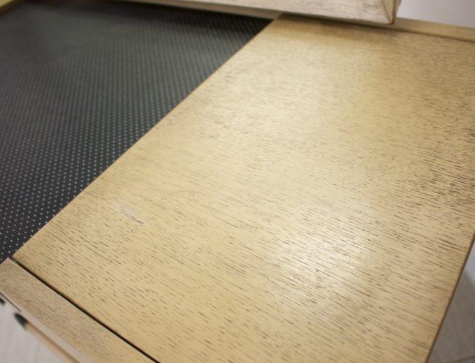 Mid Century Limed Oak Lebus Dressing Table Atomic Range #0314 10