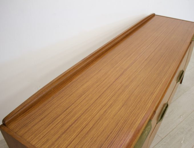 Mid Century Retro Teak Sideboard by Remploy #0324 2