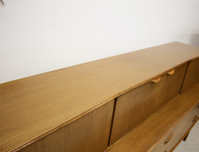 Mid Century Retro Teak Sideboard by Portwood #338 7