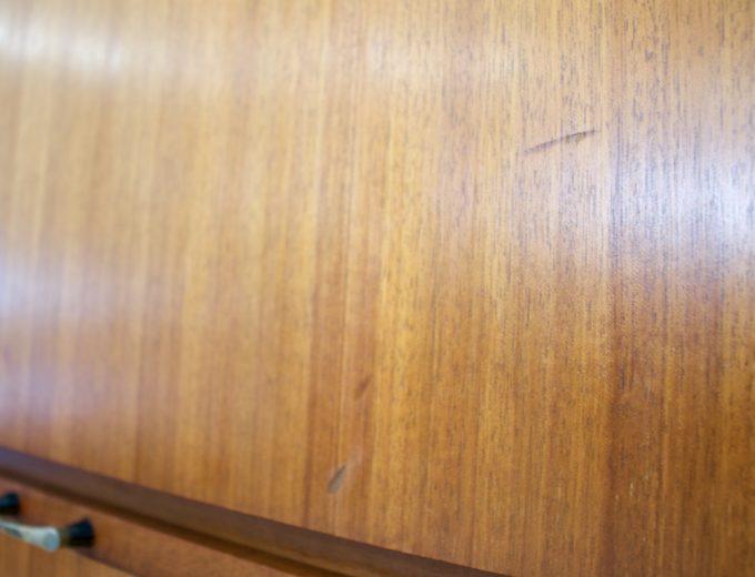 Mid Century Retro Teak Bureau or Drinks Cabinet from Meredew #0456 6