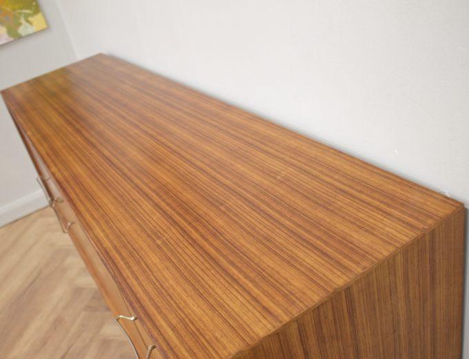 Mid Century Retro Teak Sideboard #0466 2