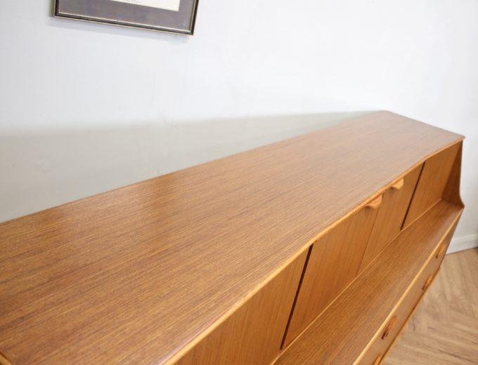 Mid Century Retro Teak Sideboard by Portwood #0470 5