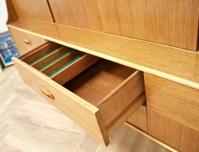 Mid Century Retro Teak Sideboard by Portwood #0470 6