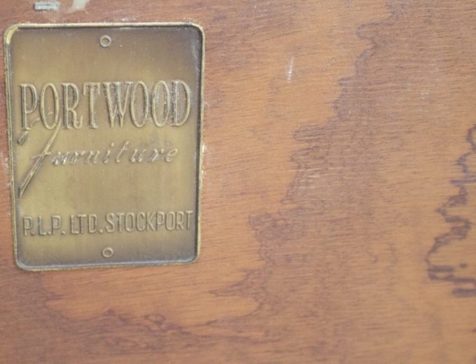 Mid Century Retro Teak Sideboard by Portwood #0470 7