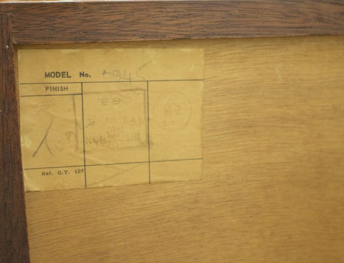 Mid Century Retro Teak Sideboard from Greaves and Thomas #0489 8