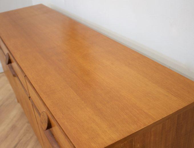 Mid Century Retro Teak Sideboard from Elliots of Newbury #0493 4
