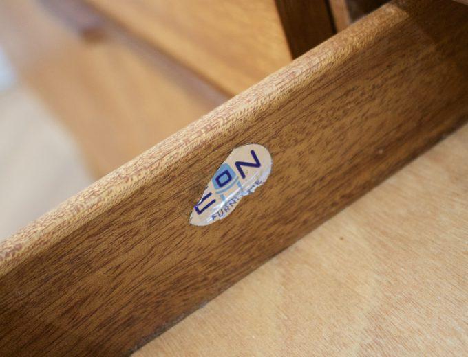 Mid Century Retro Teak Sideboard from Elliots of Newbury #0493 6