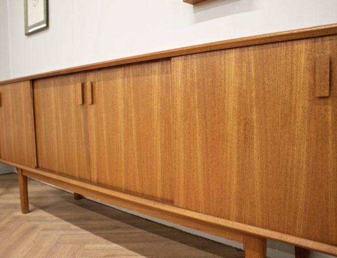 Mid Century Retro Danish Teak Sideboard #0501 3