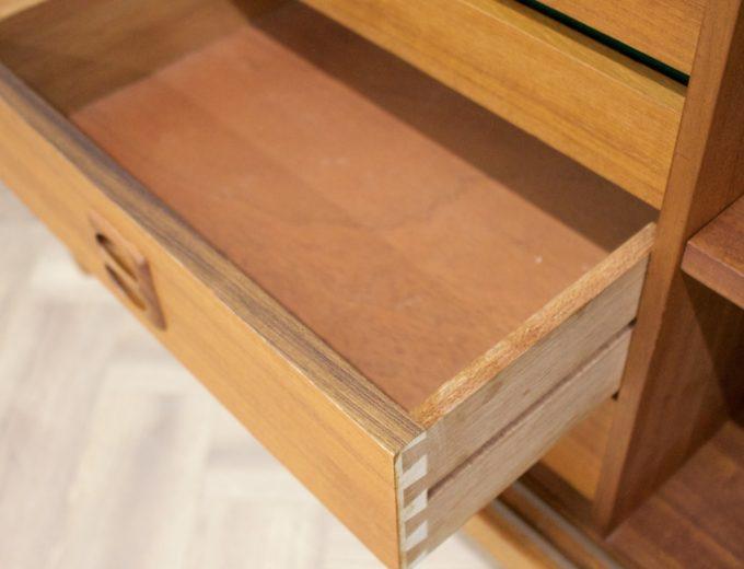 Mid Century Retro Danish Teak Sideboard #0501 7