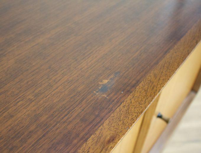 Mid Century Retro Teak & Oak Drinks Cabinet / Sideboard from Beautility #0505 4