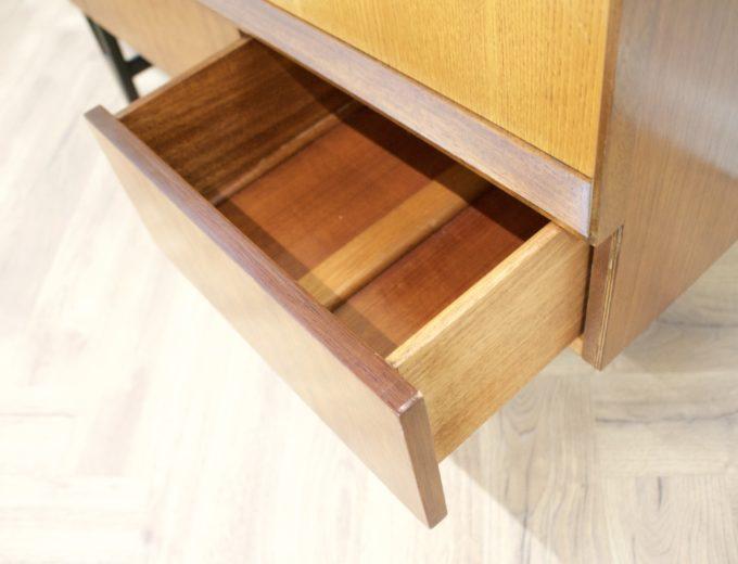 Mid Century Retro Teak & Oak Drinks Cabinet / Sideboard from Beautility #0505 7