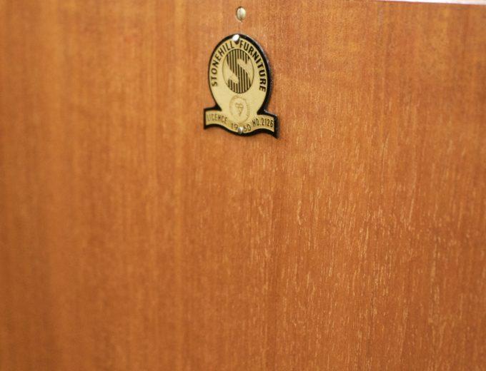 Mid Century Retro Teak Sideboard by Stonehill #0514 6