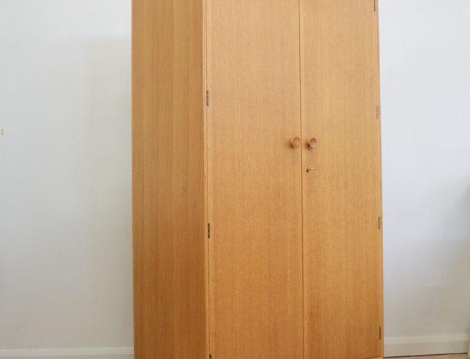 Mid Century Oak Wardrobe from Meredew #0530 4