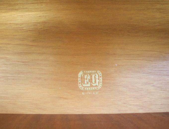 Mid Century Walnut Compact Sideboard G Plan #0529 7