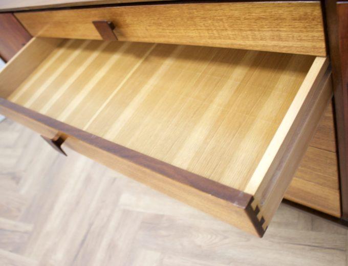 Mid Century Teak Sideboard by Kofod Larsen for G Plan #0537 9
