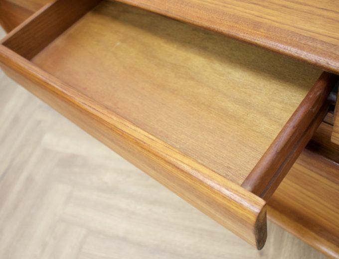 Mid Century Retro Teak Sideboard by White & Newton #0539 8